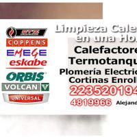 Service Calefactores  Calefones  Termotanques Mar Del Plata