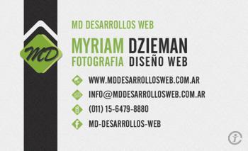 Md Desarrollos Web Y Fotografía Profesional