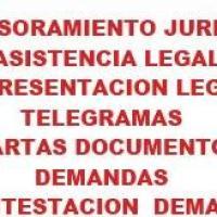 ABOGADOS LABORALES,CIVILES Y COMERCIALES,ASESORAMIENTO LEGAL
