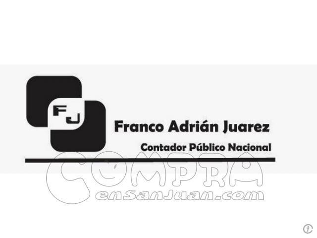 Contador Publico Nacional Franco Juarez