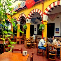 Restaurante Sociedad plateros Maria Auxilaidora