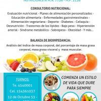 Nutricionista Carolina Miller