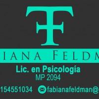 Lic Fabiana Feldman