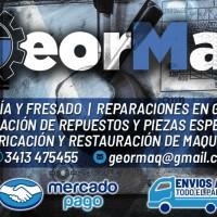 Metalúrgica tornería GeorMaq