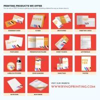 RYNO PRINT & DESIGN LTD.