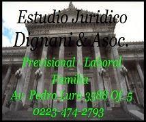 Abogados Mar Del Plata - Estudio Juridico Dignani Y Asoc.
