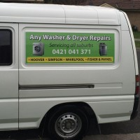 Any Washer and Dryer Repairs