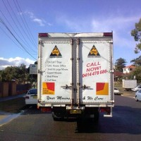 Sydney Domain Furniture Removals