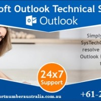 Outlook Support Number Australia