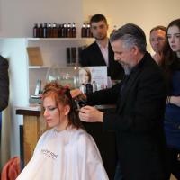 Jorge Viota Hairdresser