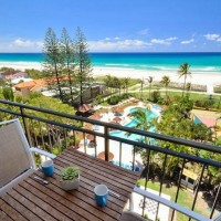Blue Ocean Apartment - Water Front Holiday Accommodation Gold Coast