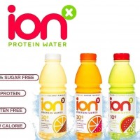 ION-X Protein Water