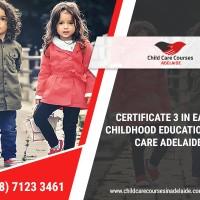 Child Care Courses Adelaide SA