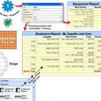 Event Layout Software