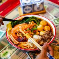 David s Master Pot 大味麻辣烫 Elizabeth St - Melbourne CBD - malatang hotpot streetfood