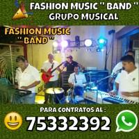 FASHION MUSIC BAND