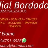 MUNDIAL BORDADOS PERSONALIZADOS