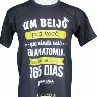 Art Omegas Camisas Personalizadas Salvador