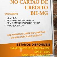 EMPRESTIMOS DINHEIRO CARTAO CREDITO BH MG
