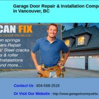 Garage Door Repair BC