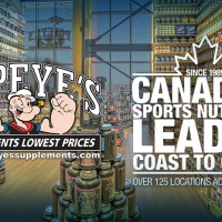 Popeye's Supplements Barrie South
