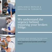 Appliances City Wide - Appliance Repair Toronto