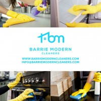 Barrie Modern Cleaners