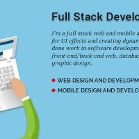 freelance web and app developer