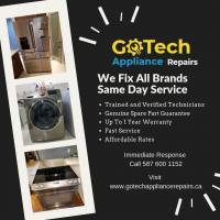 GoTech Appliance Repairs