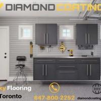 Diamond Coating Epoxy Flooring Toronto