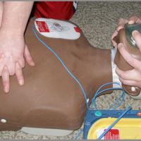 SAJE Vital Signs - CPR training in Oakville
