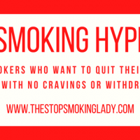 The Stop Smoking Lady