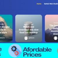 Saheb Web Studio