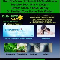 Furnace & Duct Cleaning | Dun-Rite Vac | Saskatchewan