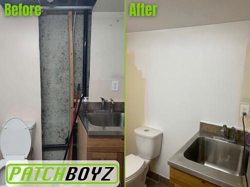 PatchBoyz Toronto Drywall Repair