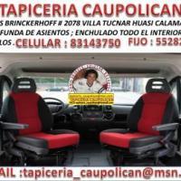 Tapiceria Para Vehiculos Y Living , En Calama