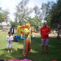 Show Payaso Cascabel Cumpleaños