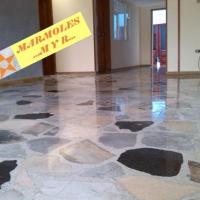 Pulidores de pisos en marmol, brillos, mesones en marmol, etc