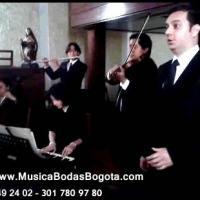 Musica para amenizar Bodas y Recepciones en Bogota. Otros eventos
