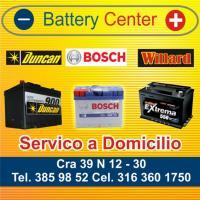 Baterías Domicilio Cali 3163601750 fijo 3859852
