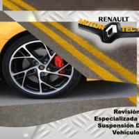 Electromecanico Automotriz Motortec GB Taller Renault