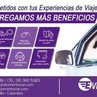 Evolution Rent a car/ Alquiler de carros en Medellin, Rionegro y Colombia