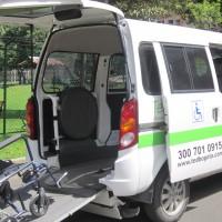 TD Transporte para Discapacitados