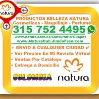 ⭐ CONSULTORA NATURA, Productos Belleza, Cosmeticos, Maquillaje, Perfumes, Para Cabello, Cuerpo, Piel y Rostro, Cali, Bogota, Medellin, Barranquilla, N