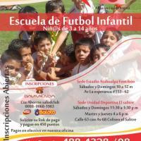 Escuela deportiva Saludclub