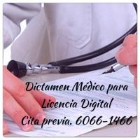 Dictamen Médico para Licencia Digital San Jose C.R