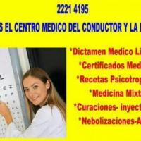 DICTAMEN MEDICO DE  LICENCIA