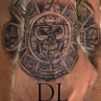 Dark Love Ink Tattoo Tamarindo