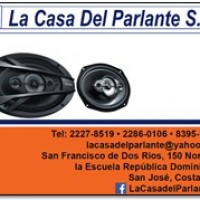 LA CASA DEL PARLANTE S.A