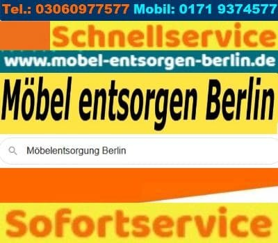 Sperrmüllabholung Berlin